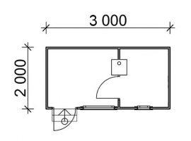 Проект бани-6