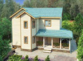 Проект дома №235