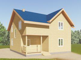 Проект дома №114