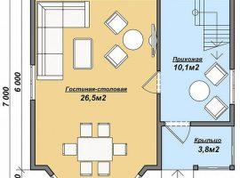Проект дома №88