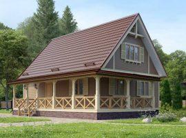 Проект дома №111
