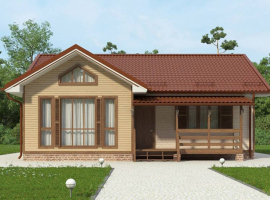 Проект дома №231