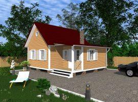Проект дома №96