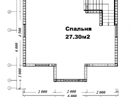 Проект бани-114