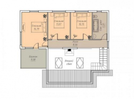 Проект дома №297