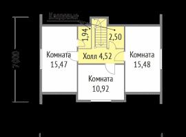 Проект дома №110