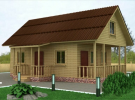 Проект дома №428