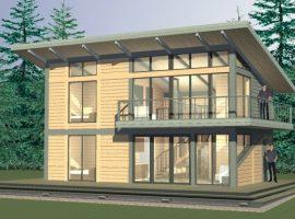 Проект дома №429