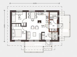 Проект дома №312