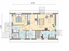 Проект дома №315