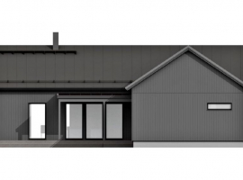 Проект дома №318