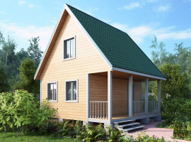 Проект дома №397