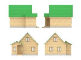 Проект дома №400
