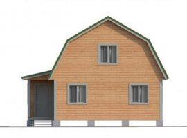 Проект дома №404