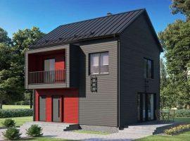 Проект дома №408