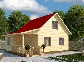 Проект дома №409