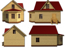 Проект дома №410