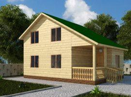 Проект дома №411
