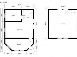 Проект дома №413