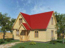 Проект дома №421