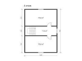 Проект дома №424