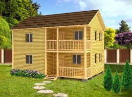 Проект дома №425