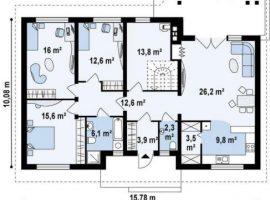 Проект дома №263