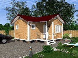 Проект дома №48