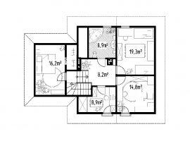 Проект дома №463