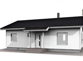 Проект дома №326