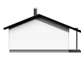 Проект дома №327