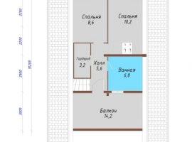 Проект дома №431