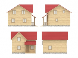 Проект дома №432