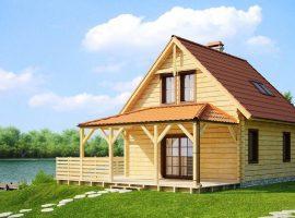 Проект дома №435