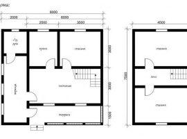 Проект дома №440