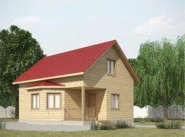 Проект дома №445