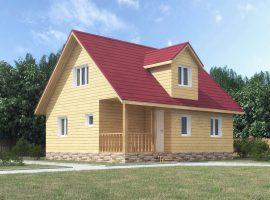 Проект дома №446