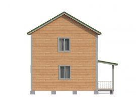 Проект дома №448