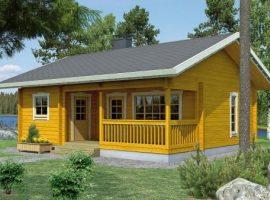 Проект дома №323