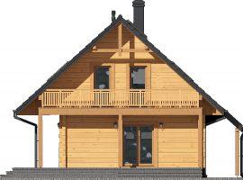 Проект дома №450