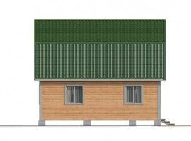 Проект дома №451