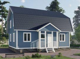 Проект дома №452