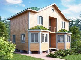 Проект дома №455
