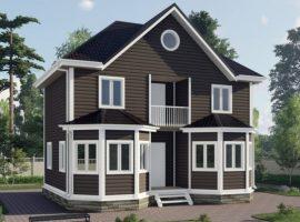 Проект дома №456