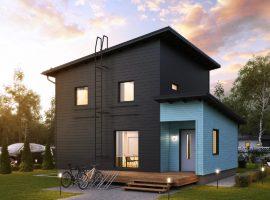 Проект дома №457