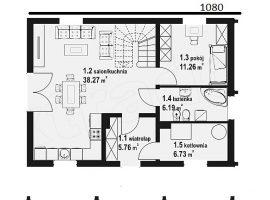 Проект дома №487