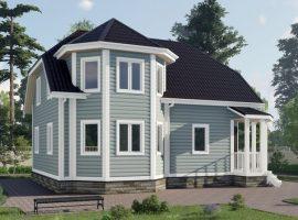 Проект дома №488