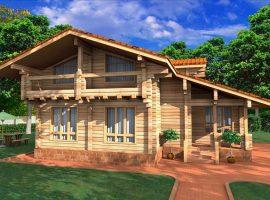 Проект дома №489