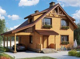 Проект дома №491