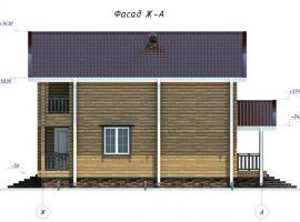 Проект дома №492